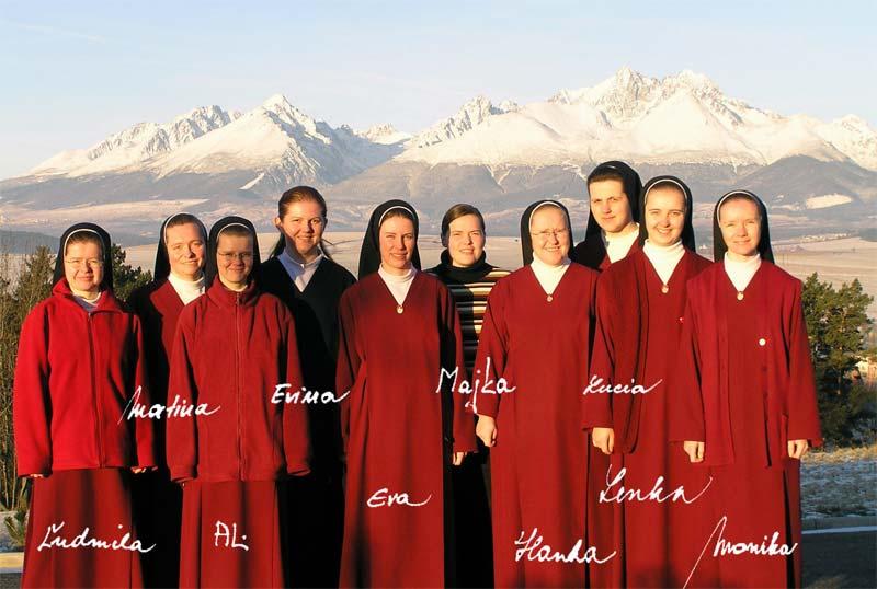Sestry Redemptoristky