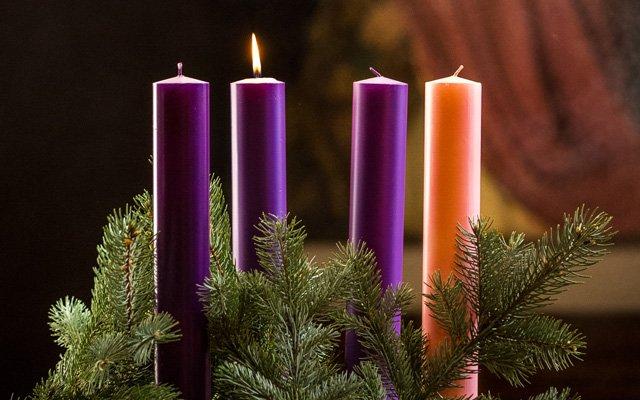 1123.Advent.onecandle